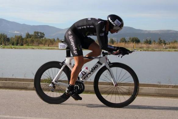 Event T.L.P. Sxinias 43km Time Trial